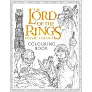 The Lord Of The Rings Movie Trilogy Colouring Book(J. R. R. Tolkien)