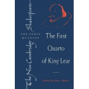 The First Quarto of King Lear by William Shakespeare
