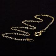 Tornozeleira de Ouro 18k 24cm