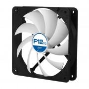 "FAN FOR CASE ARCTIC ""F12 TC"" 120x120x25 mm, senzor temperatura, low noise FD bearing (AFACO-120T0-GBA01)"
