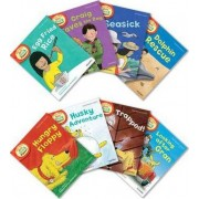 Oxford Reading Tree Read with Biff, Chip, and Kipper: Level 5: Pack of 8 by Roderick Hunt
