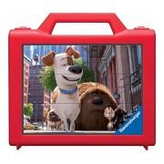 Ravensburger Italy 07422 8 - Cubi per Bambini Secret Life of Pets Valigetta, 12 Cubi