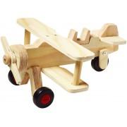 Red Toolbox Houtwerk Kit: Dubbeldekker Vliegtuig