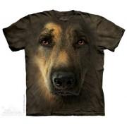 Mountain tričko - Německý ovčák