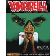 Vampirella Archives: Volume 7 by Esteban Maroto