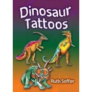 Dinosaur Tattoos by Ruth Soffer