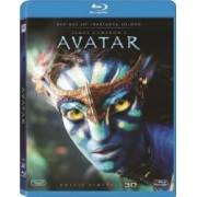 AVATAR BluRay 3D 2009 2 discs