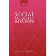 Social Mobility in Europe by Richard Breen