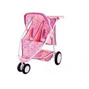 Zapf Creation 817506 Born Baby ® doppia carrozzina