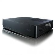 Fractal Design Node 202 - Desktop - Mini-ITX - ohne Netzteil ( SFX12V ) - Schwarz - USB/Audio