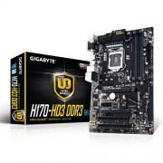 Gigabyte GA-H170-HD3 DDR3 Carte mère Intel ATX Socket 1151