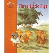 The Three Little Pigs: A Fairy Tale by Perrault by Charles Perrault