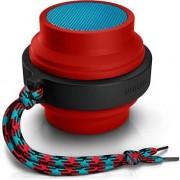 Boxa Portabila Philips BT2000R/00, Bluetooth (Rosu)