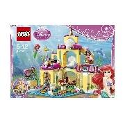 Lego Disney Princess Ariel tenger alatti palotája 41063