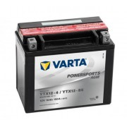 VARTA YTX12-BS 12V 10Ah motorkerékpár akkumulátor bal+