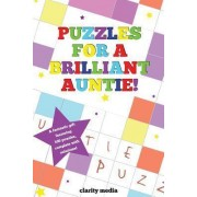 Puzzles for a Brilliant Auntie!