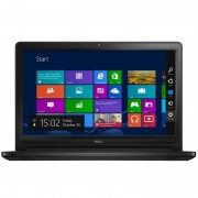 Laptop Dell Inspiron 5558 15.6 inch HD Intel i3-5005U 4GB DDR3 1TB HDD nVidia GeForce 920M 2GB Windows 8.1 Black