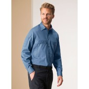 Klepper Klepper Touringhemd Cotton Blau 51/52