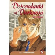 Descendants of Darkness, Vol. 5 by Yoko Matsushita