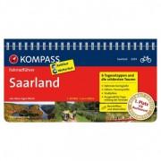 Kompass - Saarland - Radführer