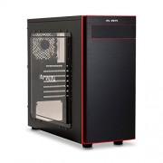 In Win-Chassis 703 Mid Tower per PC da gioco, con finestra laterale