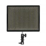 Amaran AL-528W Lampe video LED / 528 LEDs / 95CRI / Faisceau grand angle / Grande longevite / Filtre 2 couleurs / Couleur 5500K