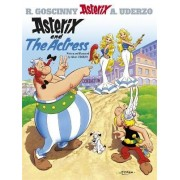 Asterix And The Actress by Albert Uderzo