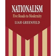 Nationalism by Liah Greenfeld
