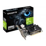 GIGABYTE NVidia GeForce GT 710 2GB 64bit GV-N710D3-2GL rev 1.0