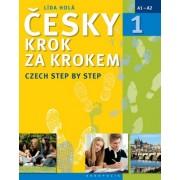 Česky krok za krokem 1 Czech Step by Step 1 (Učebnice klíč 2 CD)(Lída Holá)
