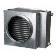 Baterie de incalzire cu apa rotunda Vents NKV 100-2