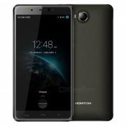 HOMTOM HT10 Android 6.0 Global 4G telefono con 4 GB de RAM? ROM de 32 GB - Negro