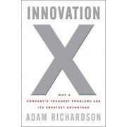 Innovation X by Adam Richardson