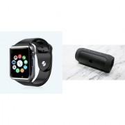 ETN Bluetooth Speaker (_JBL Charge K3+ Speaker) And A1 Smart Watch for LG G PRO 2