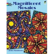 Magnificent Mosaics Coloring Book by Jessica Mazurkiewicz