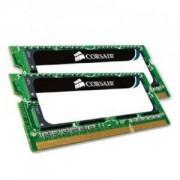 Value Select SO-DIMM 8 Go (Kit 2x 4 Go) DDR3-SDRAM PC10600 - CMSO8GX3M2A1333C9 (garantie 10 ans par Corsair)