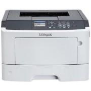 Imprimanta laser alb-negru Lexmark MS317DN, A4, 33 ppm, Duplex, Retea + Cablu imprimanta Omega OUAB1, 1.5m