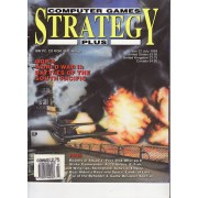 Computer Games Strategy Plus N° 32 - Battles Of The South Pacific - Realms Of Arkania - Stronghold -