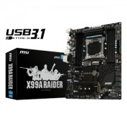 Placa de baza MSI X99A RAIDER, socket 2011-3