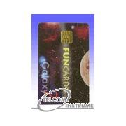 FUNCARD SMARTCARD CON MICROPROCESSORE ATMEL E EEPROM