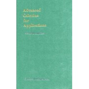 Advanced Calculus for Applications by Francis Begnaud Hildebrand