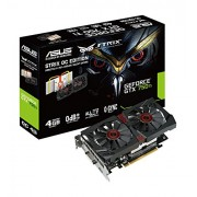Asus GeForce GTX 750TI STRIX-GTX750TI-DC2OC-4GD5