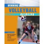 Winning Volleyball for Girls by Deborah W. Crisfield