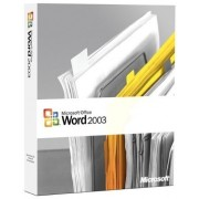 Microsoft - Word 2003, Open-NL, Win32, Lic/SA Pack OLP, D GOV, EN