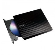 ASUS Portable DVD Rewriter Black Retail Drive - SDRW-08D2S-U Lite (USB/DVD