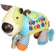 Skip Hop Buddies Bandana Activity Toy - Puppy, Multi Color