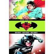 Superman Batman Torment TP by Derek Fridolfs