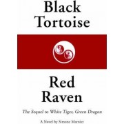 Black Tortoise, Red Raven by Simone Marnier