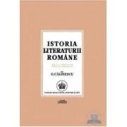 Istoria literaturii romane de la origini pana in prezent - G. Calinescu