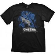 Starcraft II T-Shirt Terraner EU Exclusive Gre S [Edizione : Germania]